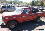 Classic 1985 Ford F-150 for Sale
