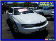 2000 Holden Calais VX White Automatic 4sp A Sedan for Sale