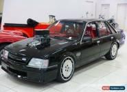 1984 Holden Commodore VK SL Black Automatic 3sp A Sedan for Sale