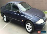 2001 Ford Falcon SR 24KM with RWC Automatic 4sp A Sedan for Sale