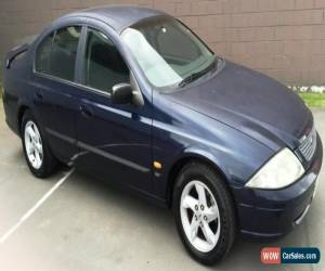 Classic 2001 Ford Falcon SR 24KM with RWC Automatic 4sp A Sedan for Sale