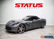 2015 Chevrolet Corvette Stingray Convertible for Sale