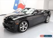 2011 Chevrolet Camaro SS Convertible 2-Door for Sale