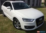 Audi: Q3 Quattro for Sale