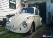 Volkswagen Beetle 1969 slammed rat for Sale