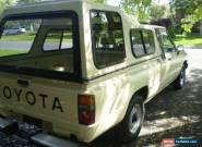 1985 Toyota Other for Sale