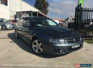 2006 Holden Commodore VZ MY06 SVZ Grey Automatic 4sp A Sedan for Sale