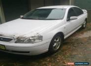 Ford Falcon 2003 Futura for Sale