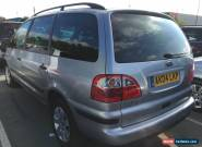 2004 FORD GALAXY ZETEC TDI AUTO. AIRCON, 5 SEATS, ALLOYS, 1 F/OWNER,PDC, NICE  for Sale