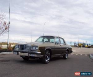 Classic 1981 Buick LeSabre for Sale
