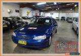 Classic 2002 Ford Falcon BA XT Blue Automatic 4sp A Sedan for Sale