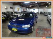 2002 Ford Falcon BA XT Blue Automatic 4sp A Sedan for Sale