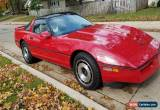 Classic 1984 Chevrolet Corvette Base Hatchback 2-Door for Sale