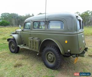 Dodge Wc53 Carryall For Sale In Australia