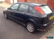 ford focus 1.8 diesel spares or repair for Sale