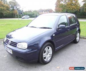 Classic 2002 Volkswagen Golf GTI 2.0 Petrol 5 Door for Sale