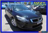 Classic 2010 Honda Accord 50 V6 Black Automatic 5sp A Sedan for Sale