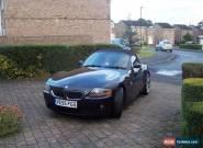 2005 BMW Z4 2.0l SE for Sale