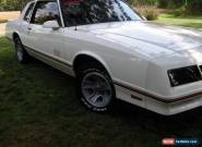 Chevrolet: Monte Carlo ss for Sale
