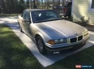1994 BMW 3-Series Base Convertible 2-Door for Sale