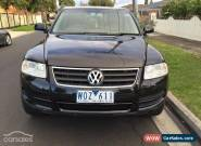 VW Touareg 2003 V6 3.2 very good condition done 156Ks.  for Sale
