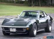 1971 Chevrolet Corvette Stingray LT-1 for Sale