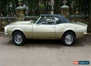 1968 Chevrolet Camaro 2 Door for Sale