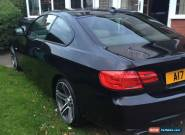 BMW 3 Series Coupe 320d SE (M Sport alloys) Full service history, 12 Months MOT for Sale