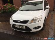2009 FORD FOCUS STYLE TD 115 WHITE for Sale