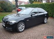 Black BMW 520D 2L Diesel Manual Saloon for Sale