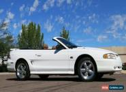1995 Ford Mustang 2dr Convertible GT for Sale