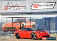 2010 Chevrolet Corvette Grand Sport Coupe 2-Door for Sale