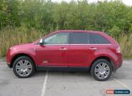 2008 Lincoln MKX Limited Edition for Sale