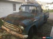 1957 Chevrolet Other Pickups 3600 for Sale