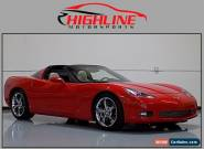 2009 Chevrolet Corvette for Sale