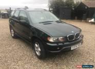 2001 BMW X5 AUTO 3.0  for Sale