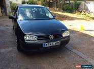 VW Golf 1.6 SE 5 door.  for Sale