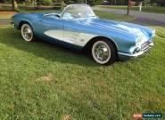 1961 Chevrolet Corvette Base Convertible 2-Door for Sale