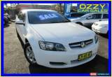 Classic 2010 Holden Commodore VE II Omega White Automatic 6sp A Sportswagon for Sale