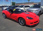 2011 Chevrolet Corvette ZR1 Coupe 2-Door for Sale