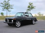 1974 BMW 2002 Tii for Sale
