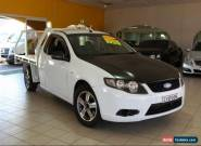 2009 Ford Falcon FG White Automatic A Utility for Sale