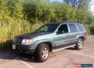 2002 Jeep Grand Cherokee for Sale