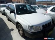 2001 Subaru Forester MY01 Wagon SUV 4X4 for Sale
