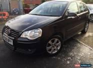 Volkswagen Polo 1.2L Match Black 5dr for Sale