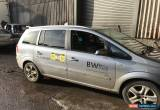 Classic 2009 VAUXHALL ZAFIRA ACTIVE CDTI SPARES REPAIR  for Sale