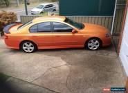 Ford ba 2004 xr6 turbo  for Sale