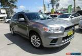 Classic 2011 Mitsubishi ASX XA MY12 30th Anniversary Grey Automatic 6sp A Wagon for Sale