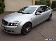 Holden Statesman V6 (2008) 4D Sedan 5 SP Auto Active Sel (3.6L - Multi Point F/I for Sale