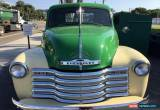 Classic 1950 Chevrolet Other Pickups for Sale
